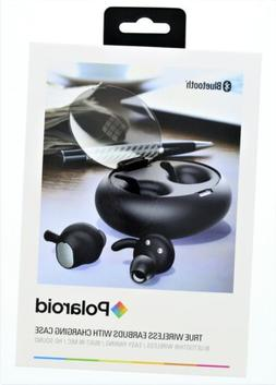 Polaroid True Wireless Earbuds w/Charging Case