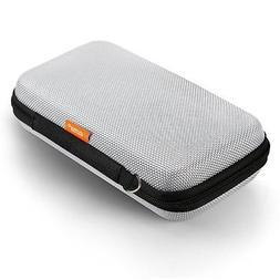 GLCON Portable Protection Hard EVA Case for External Battery