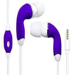 Verizon Brand OEM Stereo Handsfree Headset Premium Wired