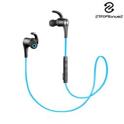 SoundPEATS Q12 Bluetooth 4.1 Wireless Earphones in-Ear Earbu