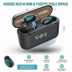 Q32 TWS Bluetooth Earbuds Wireless Mic Headphones Earphones