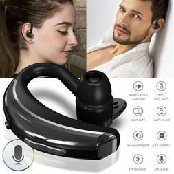 q8 bluetooth headset handsfree wireless earpiece noise