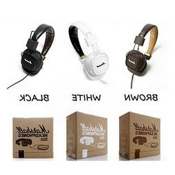 Remote Mic Pro Marshall Major Leather Earphone Headphone hea