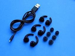 Replacement Accessories Comfort Set  for Jaybird Bluebuds X