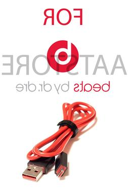 Replacement Micro USB Cable Charger For Beats by Dr. Dre Stu