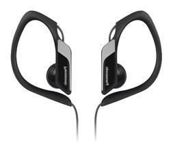 Panasonic RP-HS34-K Sweat-Resistant Sports Earbuds