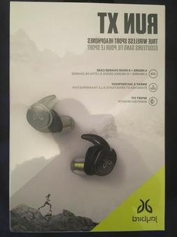 Jaybird RUN XT True Wireless Sport Earbuds Black New