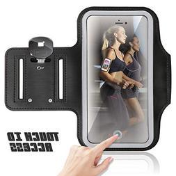 "Sports Running Armband For Samsung Galaxy Feel SC-04J 4.7"","