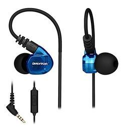 ROVKING Running Headphones Over Ear in Ear Noise Isolating S
