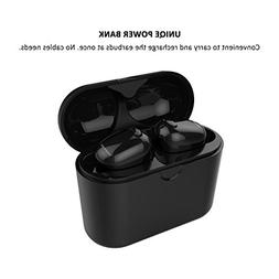 NENRENT S570 TWS Bluetooth Earbud,Smallest Mini Invisible V4