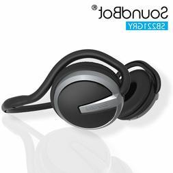 SoundBot SB221 HD Wireless Bluetooth 4.0 Headset Sports-Acti