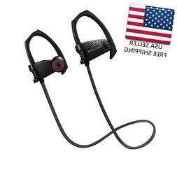 Sdflayer Wireless Headphones Earbuds Lightweight Heavy Bass