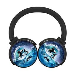 Sharpedo Bluetooth Headphone Over-Ear Earphones Noise Cancel