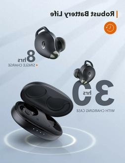 TaoTronics SoundLiberty 79 Wireless Earbuds - Black
