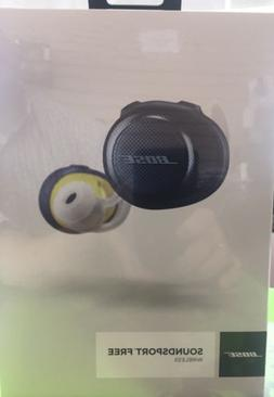 soundsport free navy citron wireless in earbuds