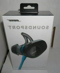 soundsport wireless headphones 761529 0020 aqua new