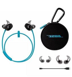 Bose SoundSport Wireless In Ear Bluetooth Headphones NFC Bos