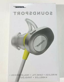 BOSE SoundSport Wireless In-Ear Headset Sports Headphones Ea