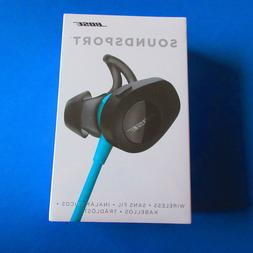 soundsport wireless neckband wireless headphones aqua