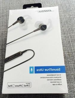 Bose SoundTrue Ultra in-ear headphones - Apple devices Charc