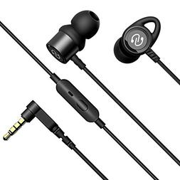 SoundPEATS in-Ear Headphones Wired Earbuds Stereo Bass Earph