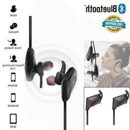 Sports Bluetooth Wireless Headphones Earphones Earbuds Stere