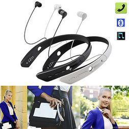 Sports Earbuds Wireless Bluetooth Headset Headphones for Run