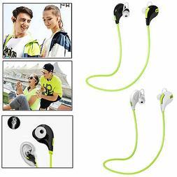 Sports Wireless Bluetooth V4.0 Headset In Ear Earbuds for Ru