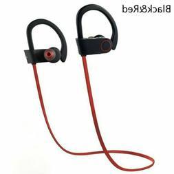 sweatproof bluetooth earphone wireless headsets sport earbud