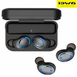 Awei T3 Bluetooth Wireless Earbuds with Charging Case, IPX4