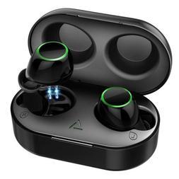 Mpow T6 Wireless Bluetooth 5.0 TWS Earbuds HiFi Stereo Bass