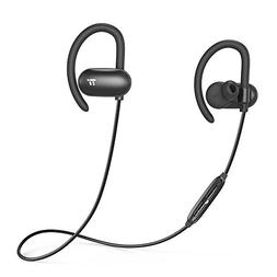 TaoTroncis Bluetooth Headphones, Wireless Earphones for Runn