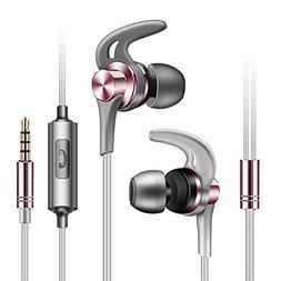 Theshy 3.5MM Super Bass Stereo in-Ear Earphone Sport Headset