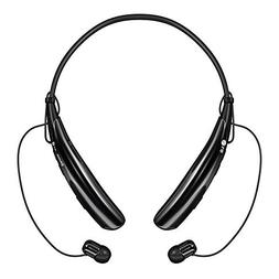Lg Tone Pro Hbs-750 Wireless Bluetooth Stereo Headphones Bla