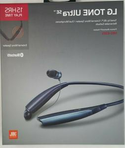 LG Tone Ultra Se HBS835S Bluetooth Wireless Stereo Neckband