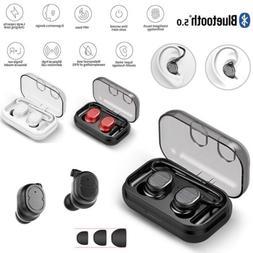 Touch Mini True Wireless Bluetooth 5.0 Earbuds Twins Headset