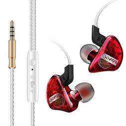 Transparent Heavy Bass Sports Ear-Mounted Music Headphones