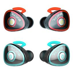 treblab x11 style wireless earbuds stereo hd