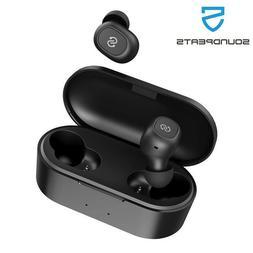 SoundPEATS TWS Bluetooth 5.0 Headset True Wireless Headphone