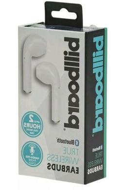 Billboard True Wireless Bluetooth Earbuds with Charging Case