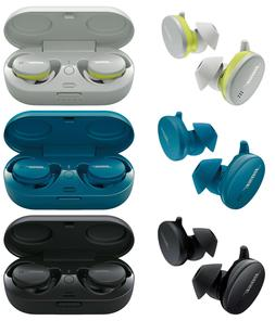 Bose True Wireless Bluetooth Sport Earbuds Headphones - Whit