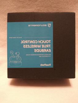 True Wireless Earbuds Bluetooh V5.0 Headphones in-Ear TWS w/