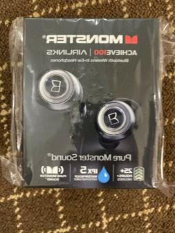 Monster True Wireless Earbuds Bluetooth 5.0 with Portable Ch