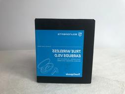 SOUNDPEATS Truebuds True Wireless Earbuds, Semi-in-Ear TWS S