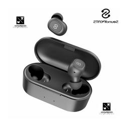 SoundPEATS TWS 5.0 Bluetooth Wireless Earbuds in-Ear Stereo