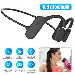 TWS Bluetooth 5.0 Wireless Earhook HiFi Stereo Earbuds Sport