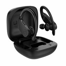 TWS True Wireless Earbuds Bluetooth 5.0 Earphones Stereo Bas