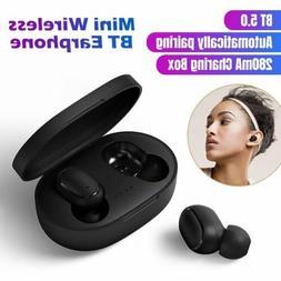 Mpow TWS Wireless Bluetooth 5.0 Headphones HiFi Stereo Earbu