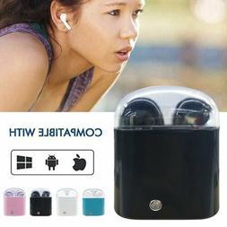 tws wireless bluetooth earbuds in ear headphone