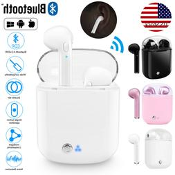 Wireless Bluetooth Earphones Sport Earbuds Headphone For And